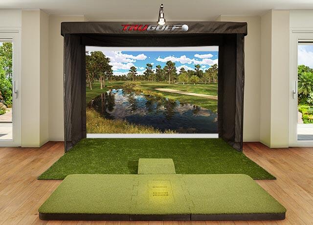 Vista 12 Golf Simulator
