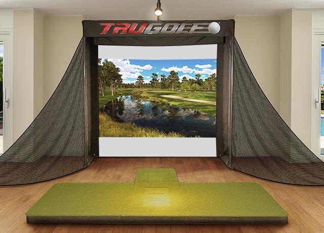 Vista 8 Golf Simulator
