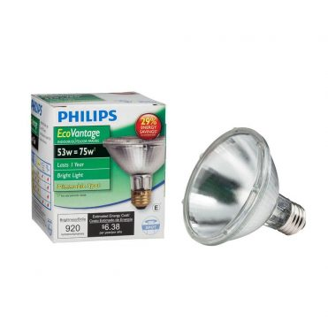 75 WATT PAR30 SPOT LIGHT BULB